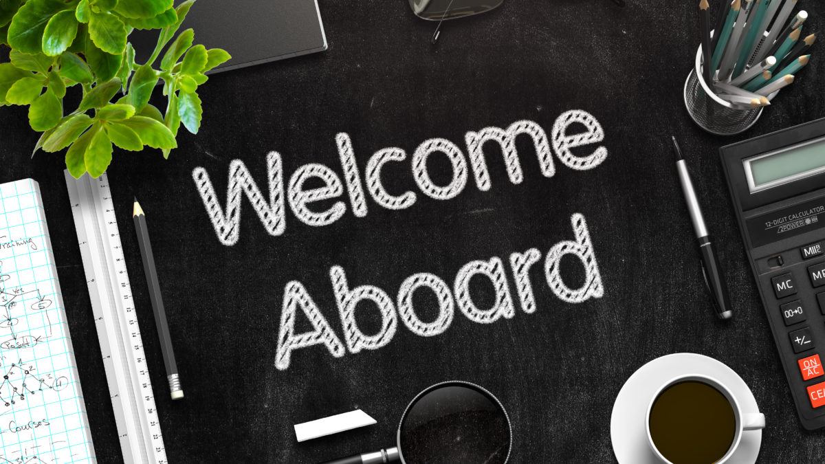 Welcome back, welcome back, welcome back!