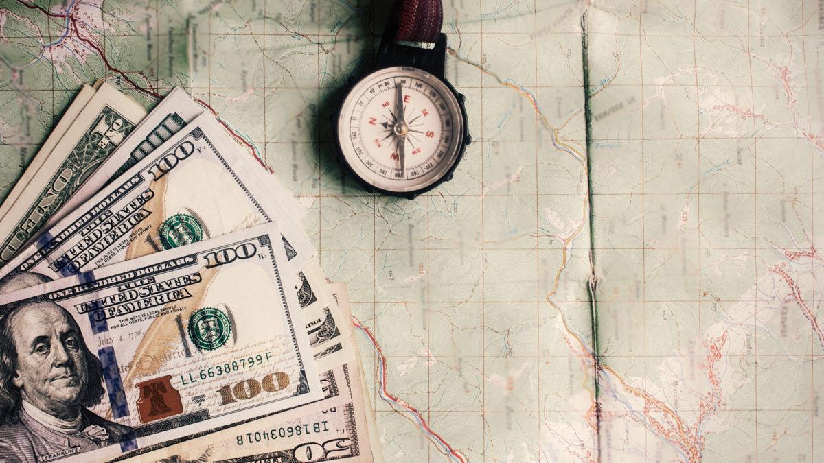 The 5 money maps