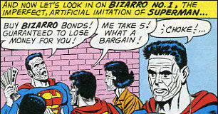 Bizarro bonds – guaranteed to lose you money, and not just in a comic strip