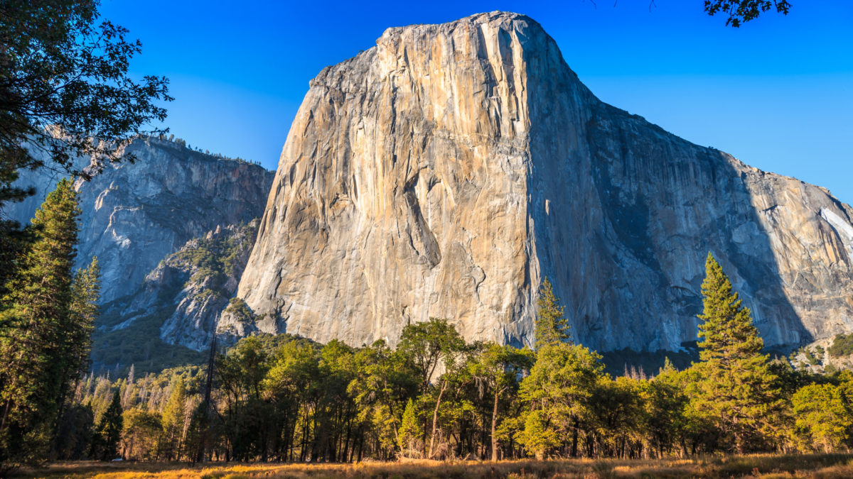 The market's wall of worry is daunting, but it's got nothing on El Capitan
