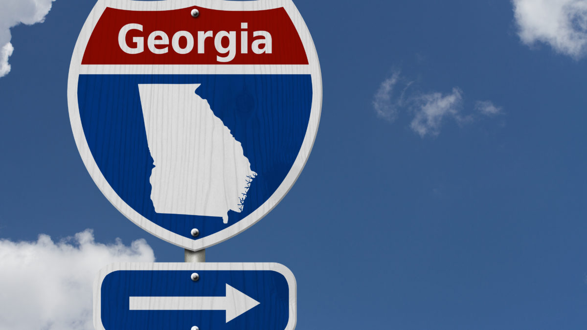We've got Georgia on our minds