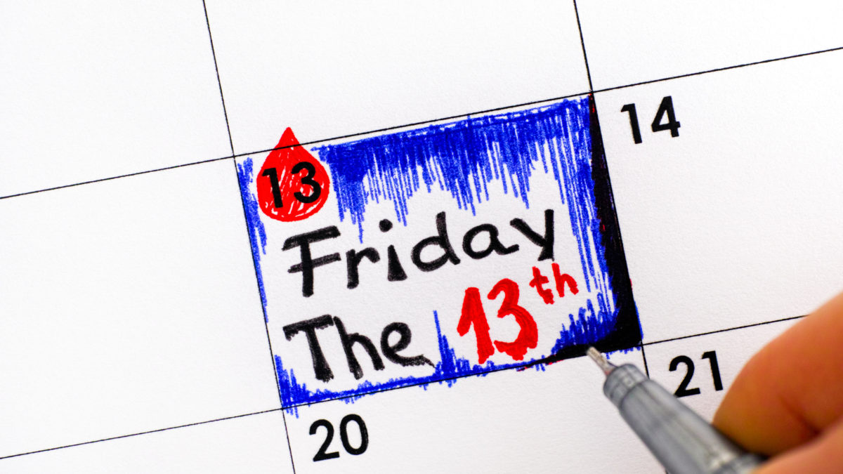 Friday The 13th Comes and Goes