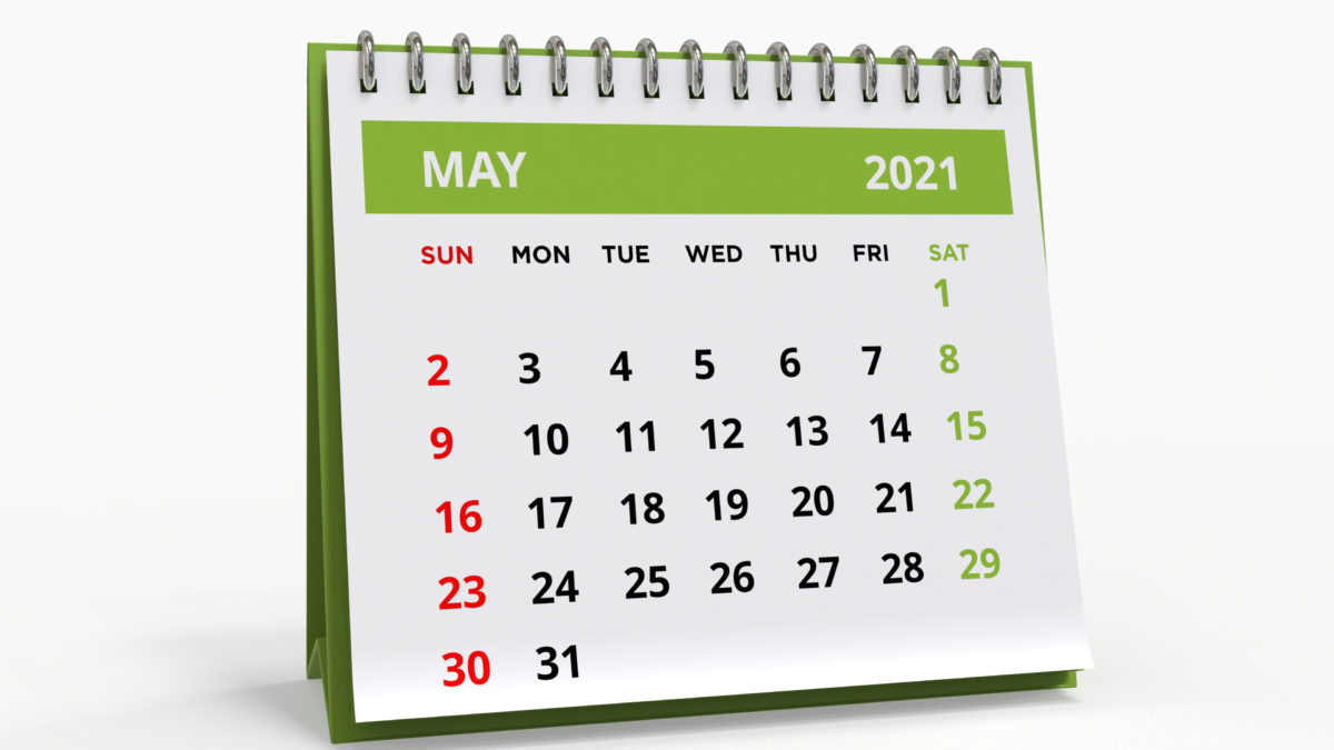The Month Of May Gets A Bad Rap