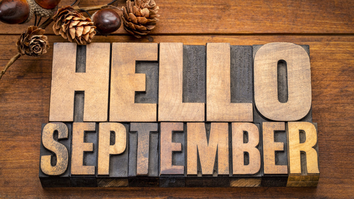 So Far, September Is Living Up To Its Reputation