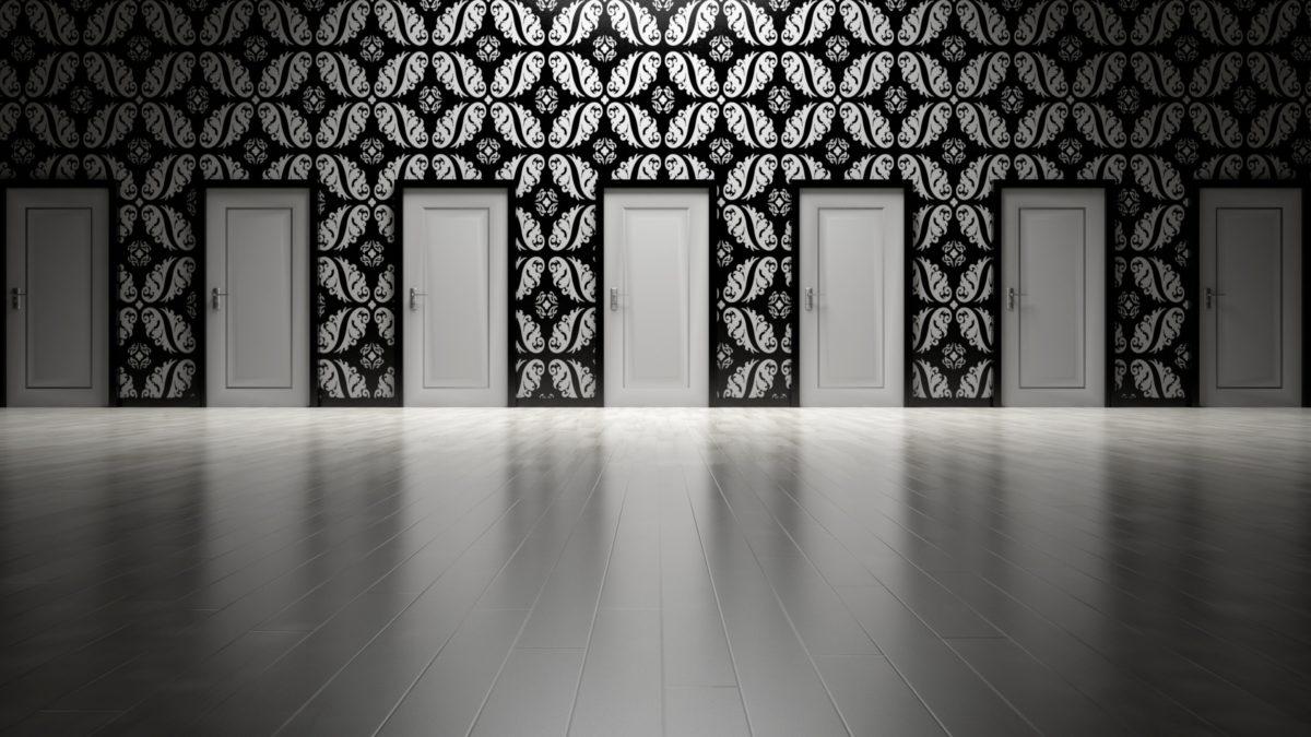 What's Behind Door #3?